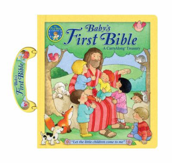 Baby's First Bible Cover