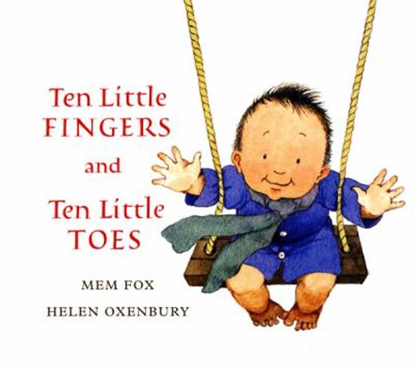 Ten Little Fingers and Ten Little Toes Cover