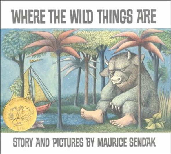 Where the Wild Things Are (Anniversary) (25TH ed.) Cover