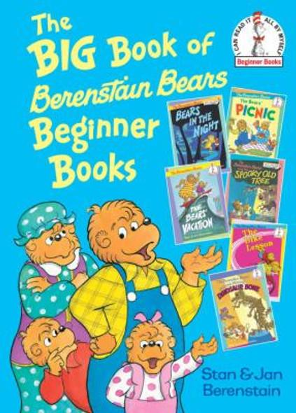 The Big Book of Berenstain Bears Beginner Books Cover