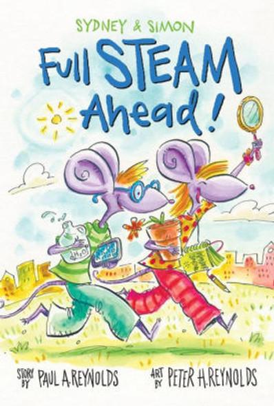 Sydney & Simon: Full Steam Ahead! (Sydney & Simon #1) Cover