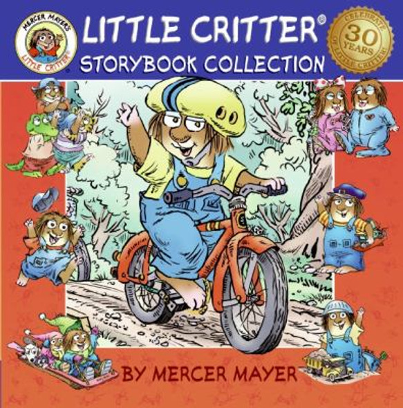 Little Critter Storybook Collection Cover