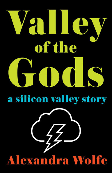 Valley of the Gods: A Silicon Valley Story Cover