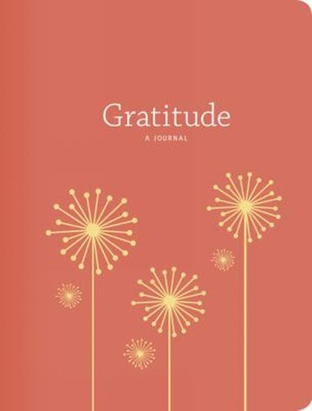Gratitude: A Journal Cover