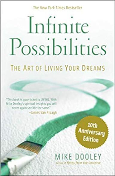 Infinite Possibilities (10th Anniversary) Cover