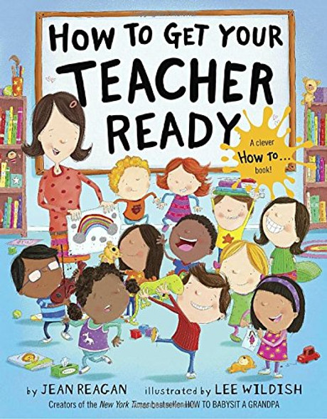 How to Get Your Teacher Ready Cover