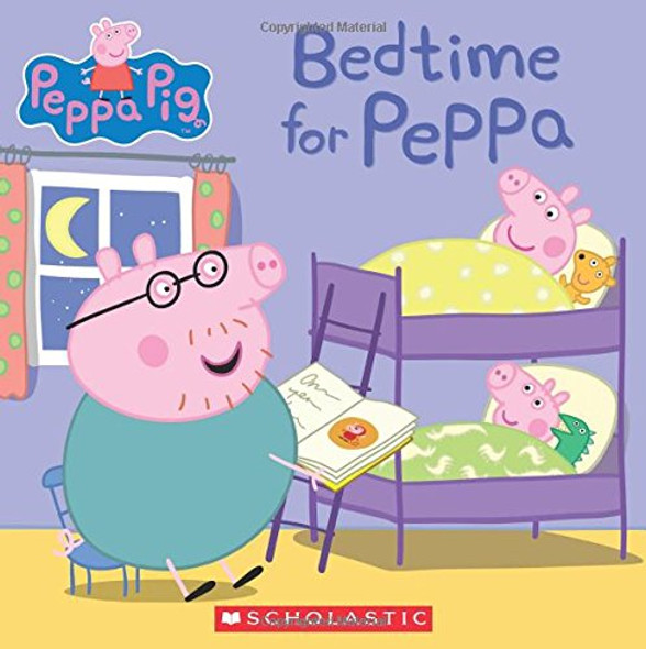Bedtime for Peppa (Peppa Pig) Cover