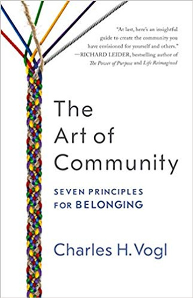 The Art of Community: Seven Principles for Belonging Cover