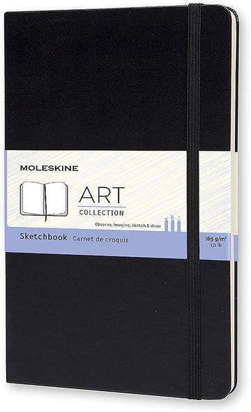 Moleskine Sketchbook (Imitation Leather)