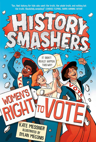 History Smashers: Women's Right to Vote (History Smashers) Cover