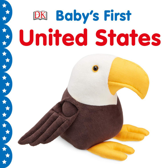 Baby's First United States (Baby's First Board Books) Cover