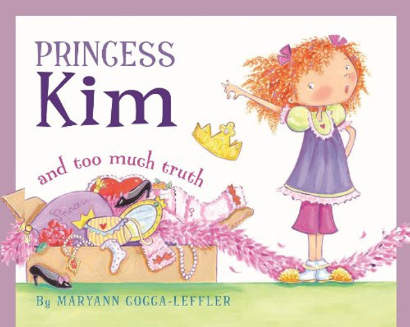 Princess Kim and Too Much Truth Cover
