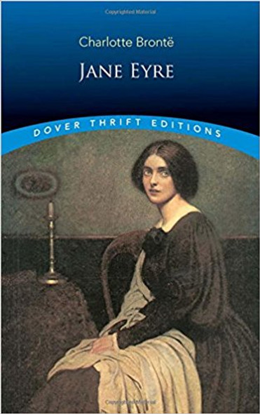 Jane Eyre ( Dover Thrift Editions ) Cover