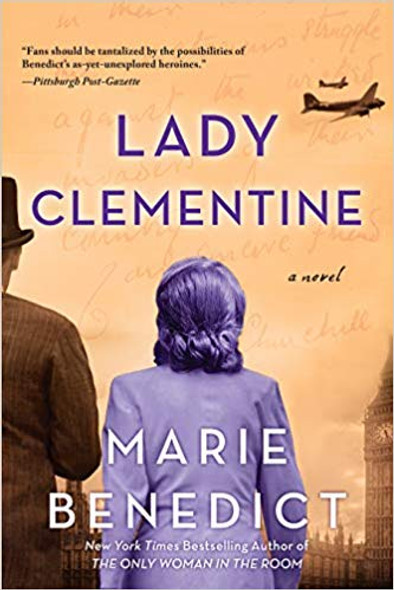 Lady Clementine Cover