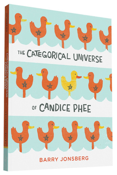 The Categorical Universe of Candice Phee Cover