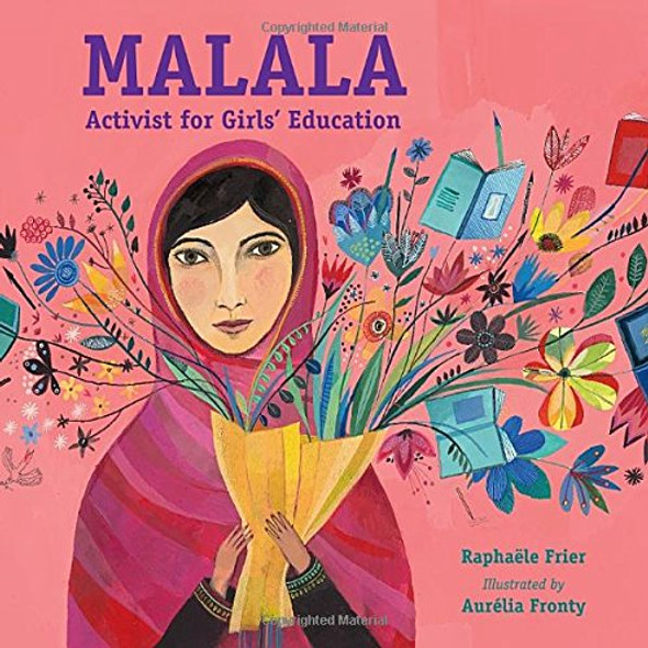 Malala: Activist for Girls' Education Cover