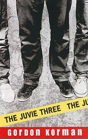 The Juvie Three Cover