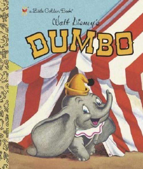 Dumbo (Little Golden Book) Cover
