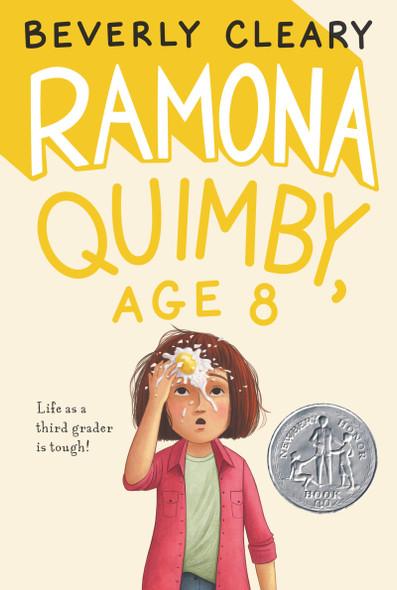 Ramona Quimby, Age 8 - Cover