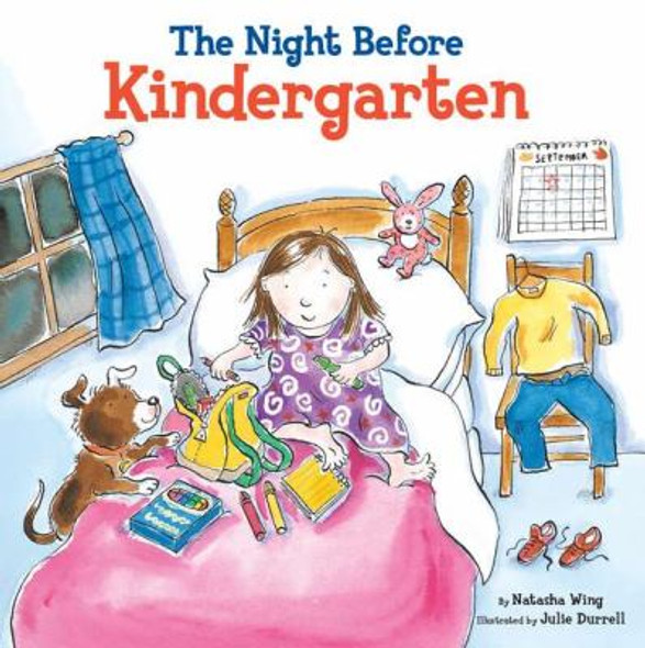 The Night Before Kindergarten Cover