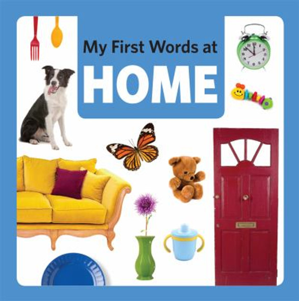 My First Words at Home Cover