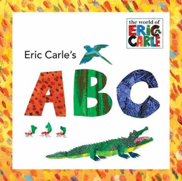 Eric Carle's ABC Cover