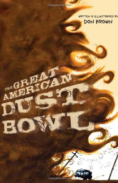 The Great American Dust Bowl Cover