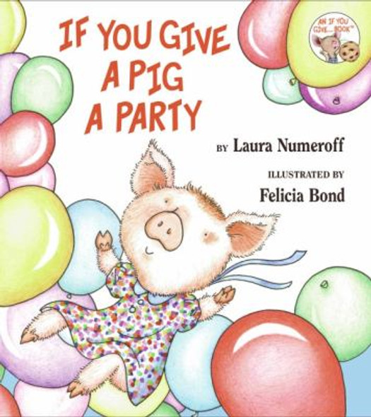 If You Give a Pig a Party Cover