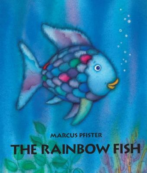 The Rainbow Fish: Board Book Cover