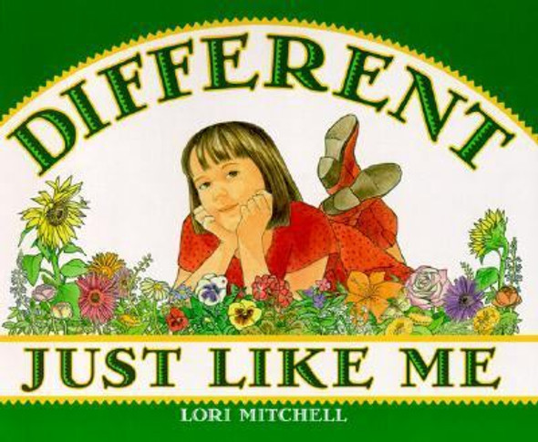 Different Just Like Me Cover
