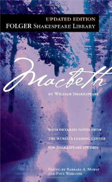 Macbeth ( Folger Shakespeare Library ) Cover