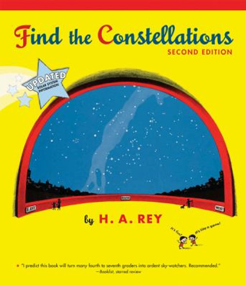 Find the Constellations Cover