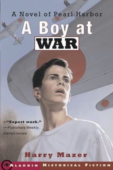A Boy at War: A Novel of Pearl Harbor Cover