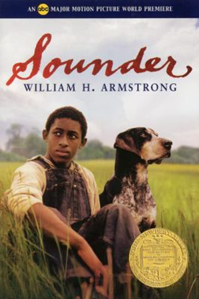 Sounder (Turtleback School & Library Binding Edition) Cover