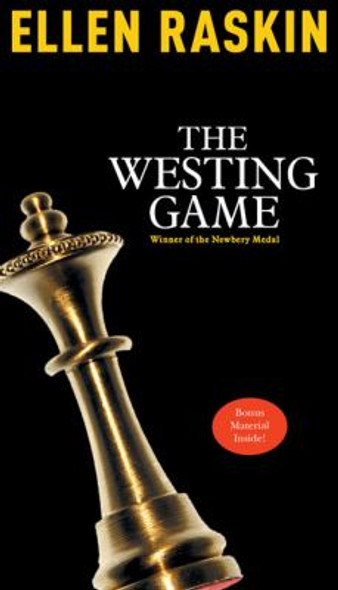 The Westing Game (Turtleback School & Library Binding Edition) Cover