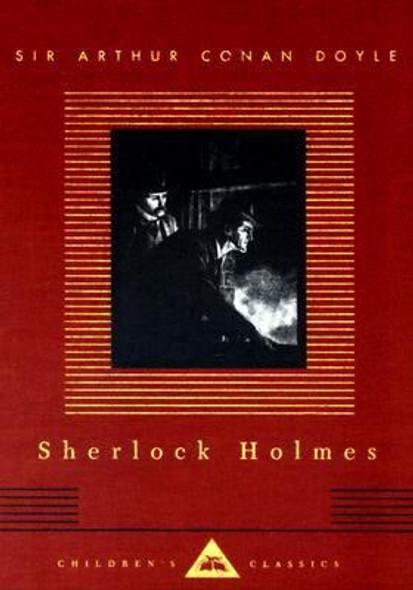 Sherlock Holmes: Children's Classics Cover
