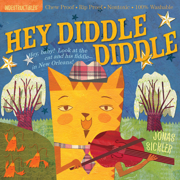 Hey Diddle Diddle! (Indestructibles) Cover