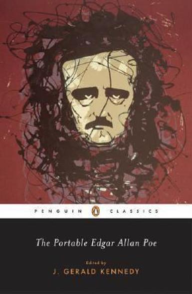 The Portable Edgar Allan Poe Cover