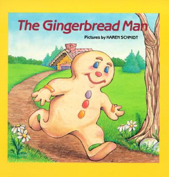 The Gingerbread Man Cover