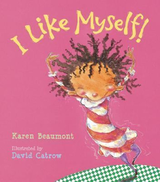 I Like Myself! Cover