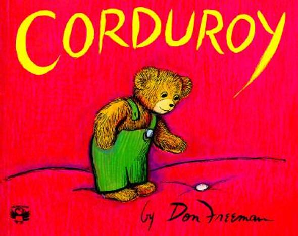 Corduroy Cover