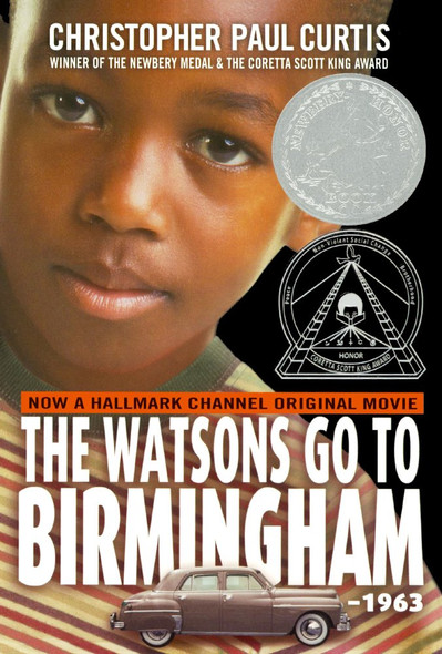The Watsons Go To Birmingham--1963 (Turtleback School & Library Binding Edition) Cover