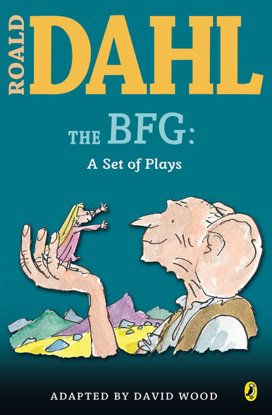 The BFG: A Set of Plays Cover