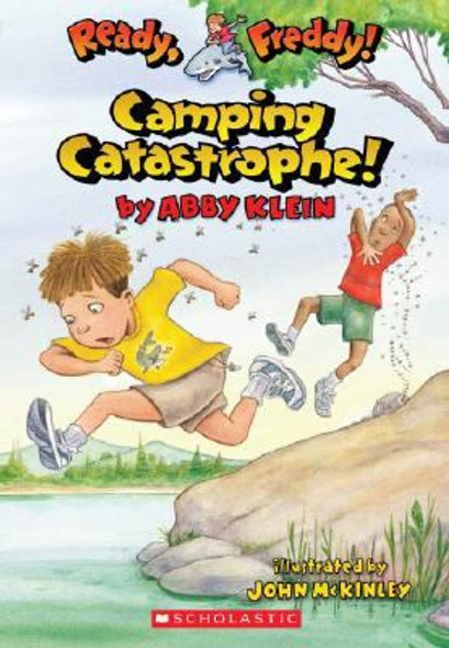 Camping Catastrophe! Cover
