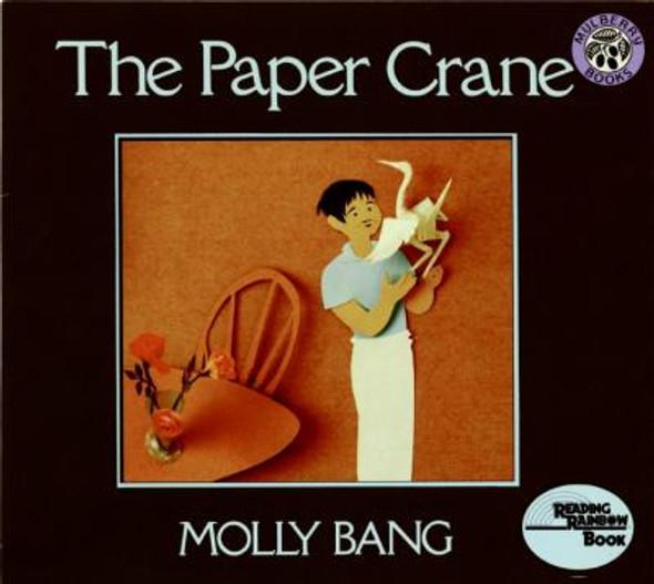 The Paper Crane Cover
