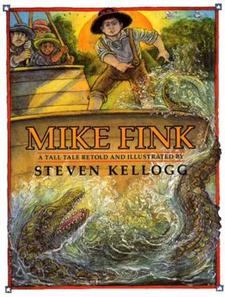 Mike Fink Cover