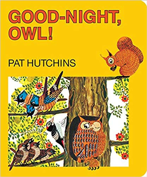 Good-Night, Owl! Cover