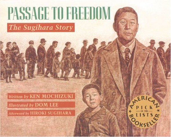 Passage to Freedom: The Sugihara Story Cover