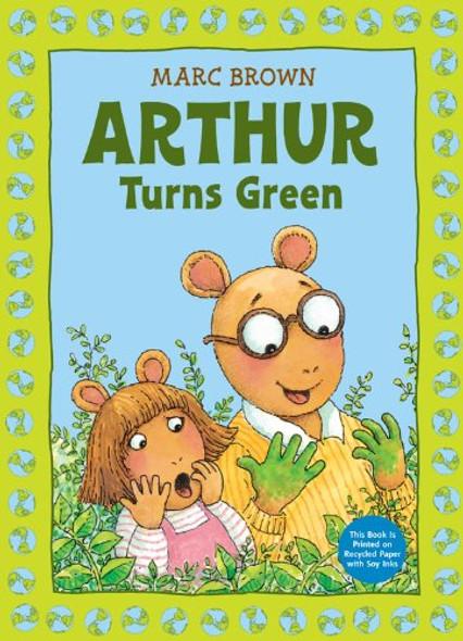 Arthur Turns Green Cover