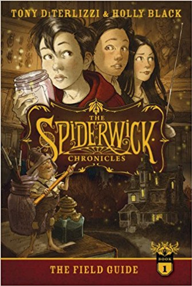 The Field Guide (The Spiderwick Chronicles) Cover